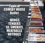 Comedy House Buffet