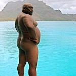 Faizon Love in Couples Retreat