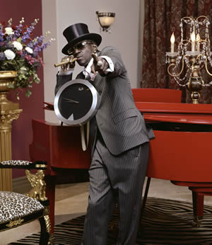 Flavor Flav's Freaky Comedy Tour