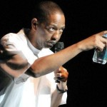 Henry Welch on tour with Mike Epps