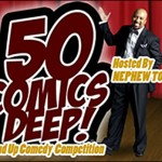 50 Comics Deep Competition