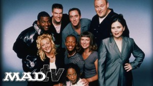 MAD TV Cast with Aries Spears