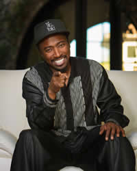 Eddie Griffin at the Comedy House, Columbia SC