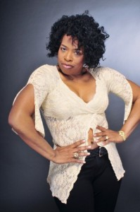 Adele Givens at the Comedy House