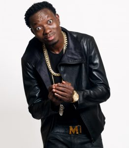 Michael Blackston at the Comedy House