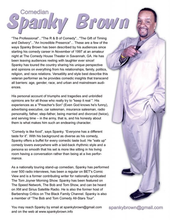 Spanky's Biography