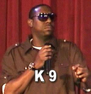Kevin Cook aka K9