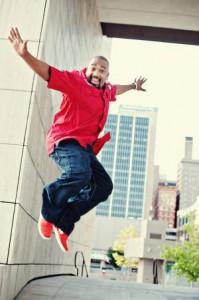 T-Ray Jumpin Around