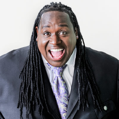 Bruce Bruce tickets selling fast @ the Comedy House