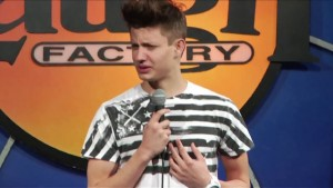 Matt Rife at Laugh Factory