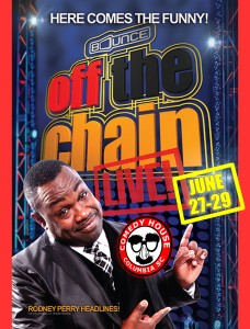 Off The Chain Tour Poster
