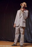 Arnesto Ross on stage