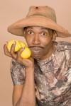 Arnesto with lemons