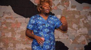 Kerwin Claiborne as Keisha